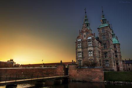 Copenhagen Rosenborg Castle