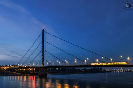 Düsseldorf Brücke