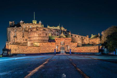 Edinburgh Burg