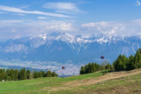 Innsbruck Berge Aussicht