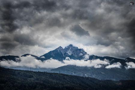 Innsbruck Berge Landschaft 2