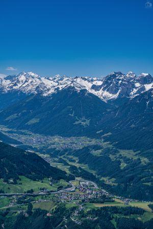 Innsbruck Berge Skyline