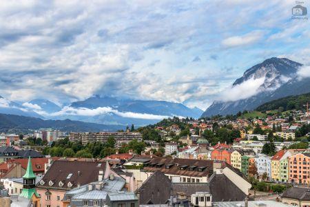 Innsbruck Skyline