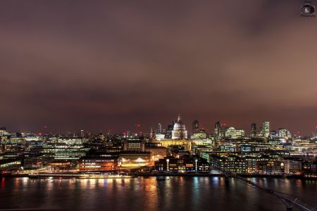 London Skyline - View From Tate Modern 2