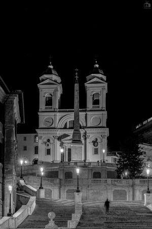 Rom Spanische Treppe V2