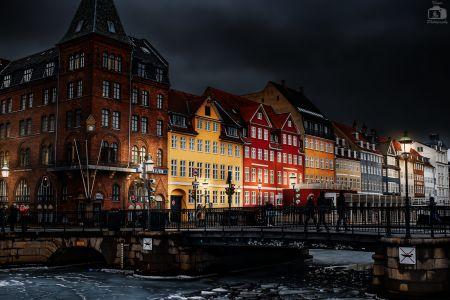 Stadtlichter Kopenhagen
